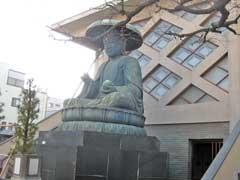 東禅寺江戸六地蔵