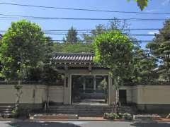 報恩寺 坂東報恩寺、台東区東上野にある真宗大谷派寺院