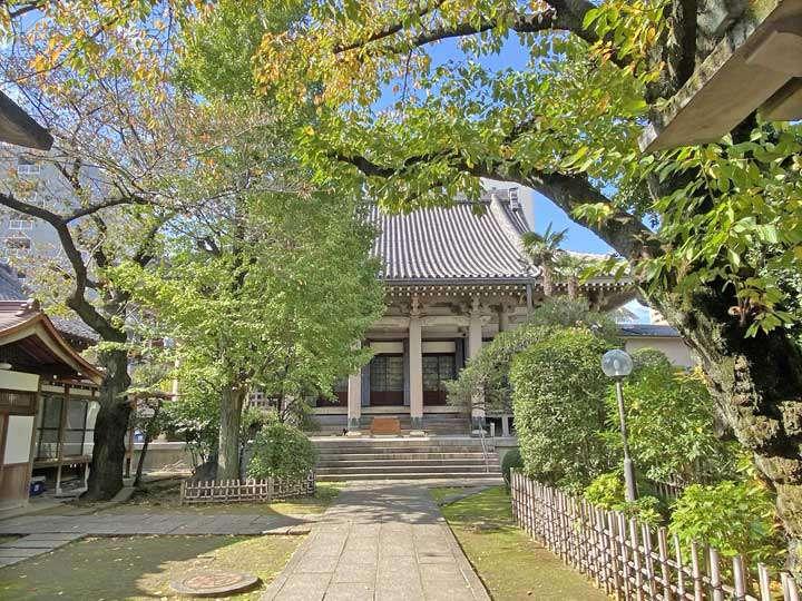 報恩寺|坂東報恩寺、台東区東上野にある真宗大谷派寺院