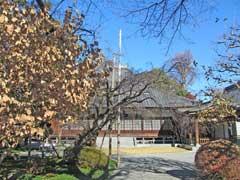 普門寺本堂