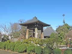 普門寺鐘楼