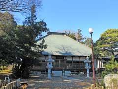 法林寺本堂