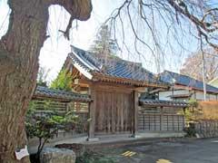 宝清寺山門