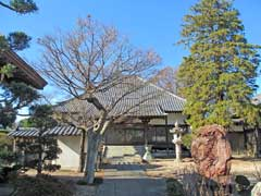 宝清寺本堂