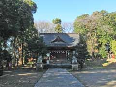 二宮神社社殿