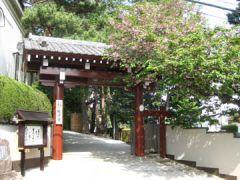 延浄寺山門