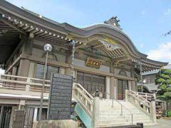 常演寺本堂