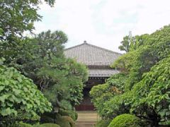 光岳寺本堂