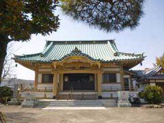 慶岸寺本堂
