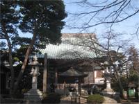 昌翁寺本堂
