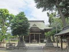 石原八幡神社