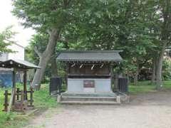 石原八幡神社境内社