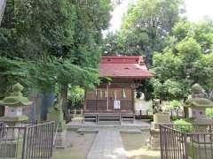 道生神社拝殿