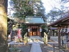 境内社大鳥神社金刀比羅神社
