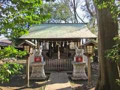 若宮八幡神社境内社