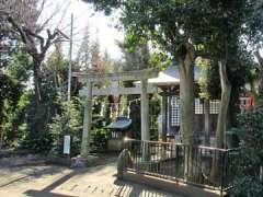 池ノ上神社鳥居
