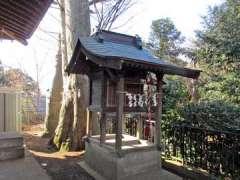 池ノ上神社境内社