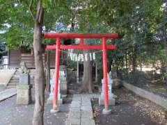 深大寺神明社境内社