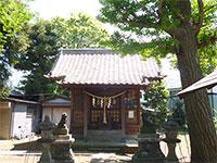 菊野台八剱神社