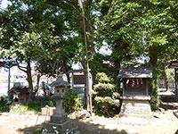 菊野台八剱神社境内社