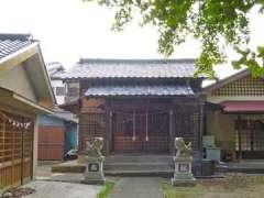 駒井日枝神社