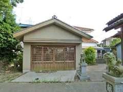 駒井日枝神社神輿庫