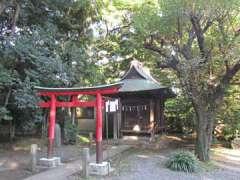 境内社福徳稲荷・諏訪神社