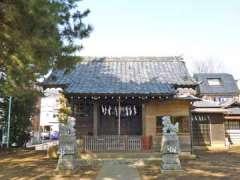 覚東子之神社