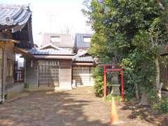 覚東子之神社神輿庫