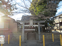 猪方菅原神社