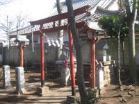 境内社稲荷神社