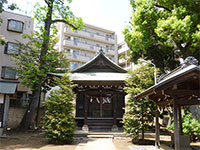 金子厳島神社