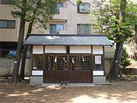 金子厳島神社神輿庫