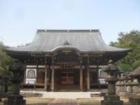 長命寺本堂