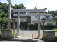 萩山八幡神社