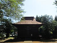 野塩八幡神社社殿