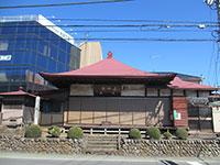 萩の尾薬師堂