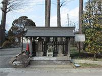 慶性院の水天像