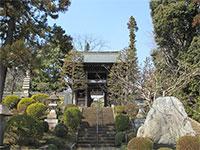円乗院山門