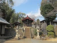中藤熊野神社