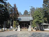 奈良橋八幡神社