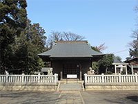 高木神社社殿