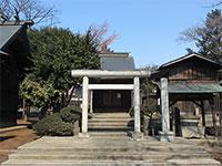 境内塩釜神社