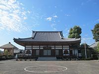 長徳寺本堂