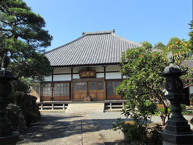 千手院|福生市熊川にある臨済宗建長寺派寺院