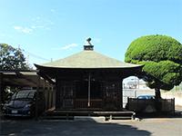 宗禅寺薬師堂