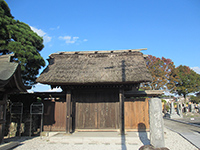 禅福寺山門