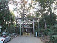 阿蘇神社鳥居