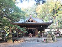 阿蘇神社社殿