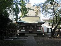 五ノ神社社殿